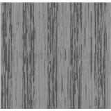 Vliesové tapety na zeď Opal žíhané pruhy šedé s jemným třpytem