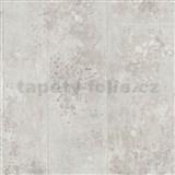 Tapety Origin - beton kovový vzhled krémový