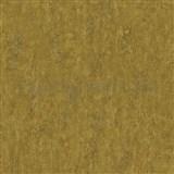 Vliesové tapety na zeď Origin - jednobarevná kovovy vzhled hnědo-zlatý