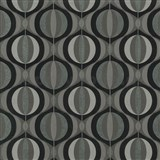 Luxusn� tapety na ze� Orpheo - retro cibule hn�d� - SLEVA