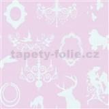 D�tsk� tapety Playground - barokn� design - sv�tle r�ov�