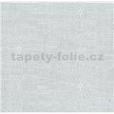 Vliesové tapety na zeď Polar květy šedé
