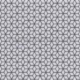 Vliesové tapety na zeď Collection 2 3D kostky šedé na černostříbrném podkladu