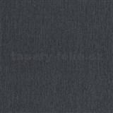 Vliesové tapety na zeď Studio Line - Ligneous strukturovaná modro-černá
