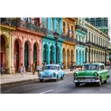 Vliesové fototapety Cuba rozměr 368 cm x 254 cm