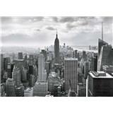 Fototapety New York Black and White rozměr 368 cm x 254 cm
