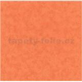Papírové tapety na zeď hrubá omítka oranžová