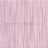 Vliesová tapeta na zeď Lacantara 1 - proužky růžové