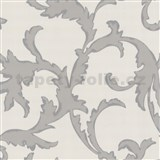 Luxusn� vliesov� tapety Tr�sor - noblesse - b�ov� - MEGA SLEVA