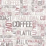 Papírové tapety na zeď Tribute - coffee červené