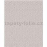 Vinylové tapety na zeď Vila malý zámecký vzor světle hnědý