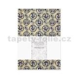 Vonný sáček vůně Oriental Silk, 16x11cm, č.483878