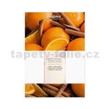 Vonný sáček vůně skořice-pomeranč, 16x11cm, č.491322