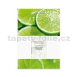 Vonný sáček vůně citronová tráva, 16x11cm, č.491325