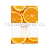 Vonný sáček vůně pomeranč, 16x11cm, č.491326