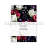 Vonný sáček vůně růže a bobule, 16x11cm, č.491327