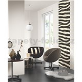 Tapetov� design panely Wall Panel - Zebra Black
