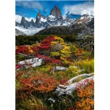 Fototapety argentínský Chaltén rozměr 184 cm x 254 cm