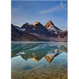 Fototapety jezero Magog Kanada rozměr 184 cm x 254 cm