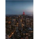 Vliesové fototapety New York rozměr 184 x 254 cm