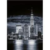 Vliesové fototapety panorama Manhattanu rozměr 184 x 254 cm