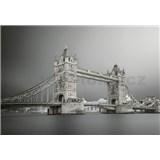 Vliesové fototapety most v Londýně rozměr 368 x 254 cm