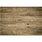 Fototapety vintage letitá dřevěná stěna rozměr 368 cm x 254 cm