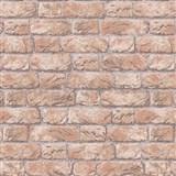 Vliesové tapety na zeď IMPOL cihla hnědá