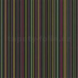 Papírové tapety na zeď X-treme Colors - proužky barevné na černém podkladu - POSLEDNÍ KUS