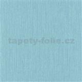 Papírové tapety na zeď X-treme Colors - strukturovaná tyrkysově modrá