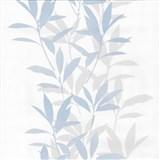 Tapety na zeď Dieter Bohlen - listí modré