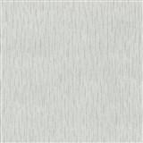 Vliesové tapety na zeď Como - strukturovaná šedá se stříbrnými pásky
