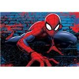 Vliesové fototapety Spider Man 152,5 cm x 104 cm