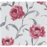 Tapety na zeď Graziosa květy červené