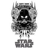 Samolepky Star Wars Darth Vader